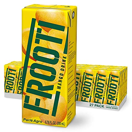 Frooti Mango Drink (Pack of 27 )