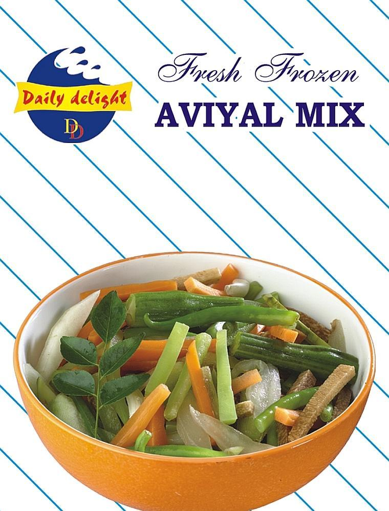 Aviyal Mix (Frozen Vegetable)