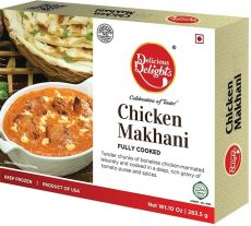 Chicken Makhani (Frozen Curry)