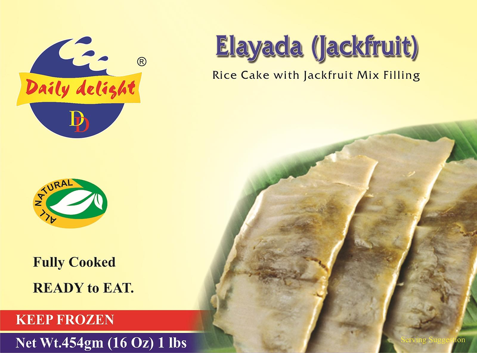 Daily Delight Elayada / Jackfruit (Frozen - 1 lb)