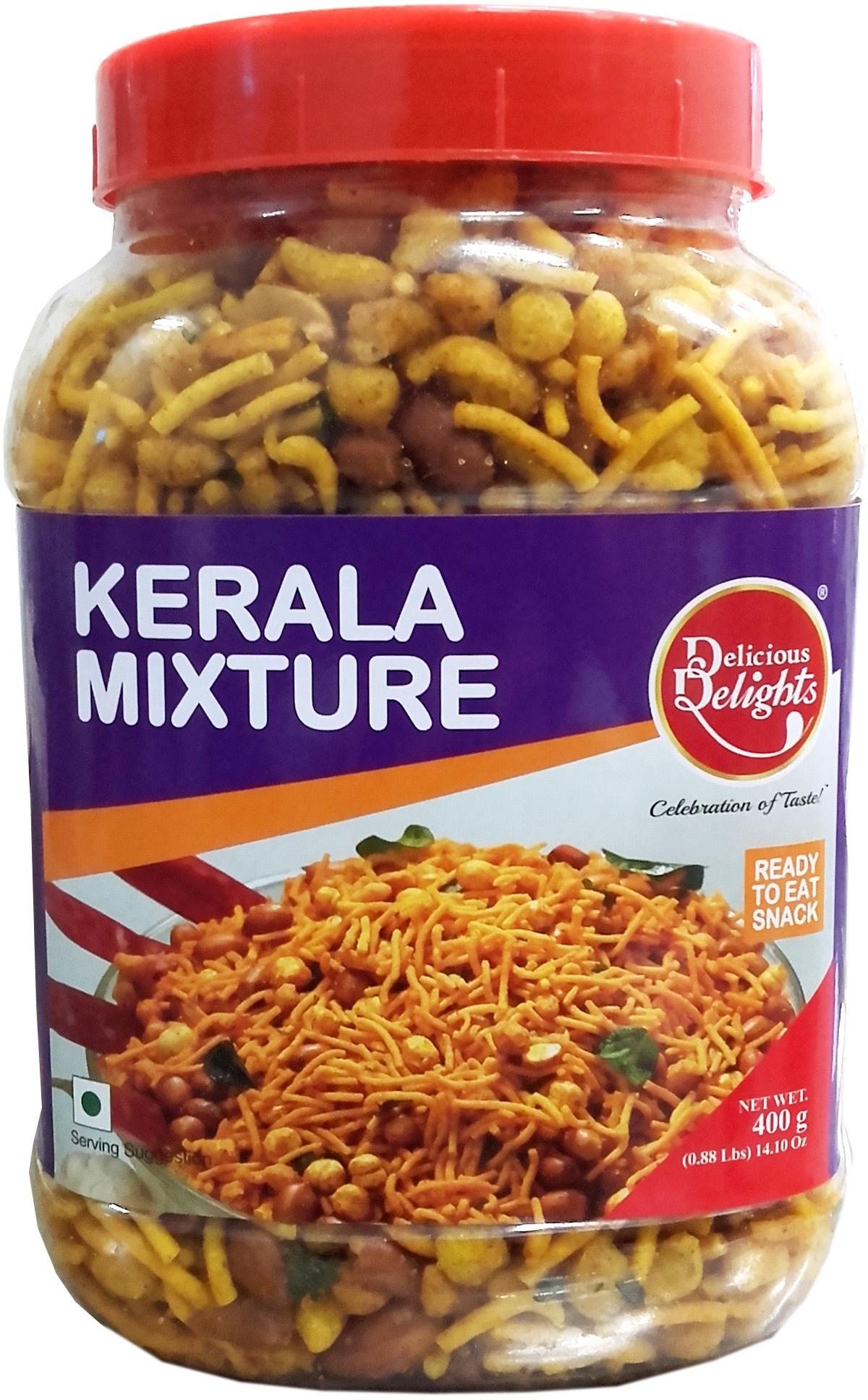 Delicious Delights Kerala Mixture (400 g)