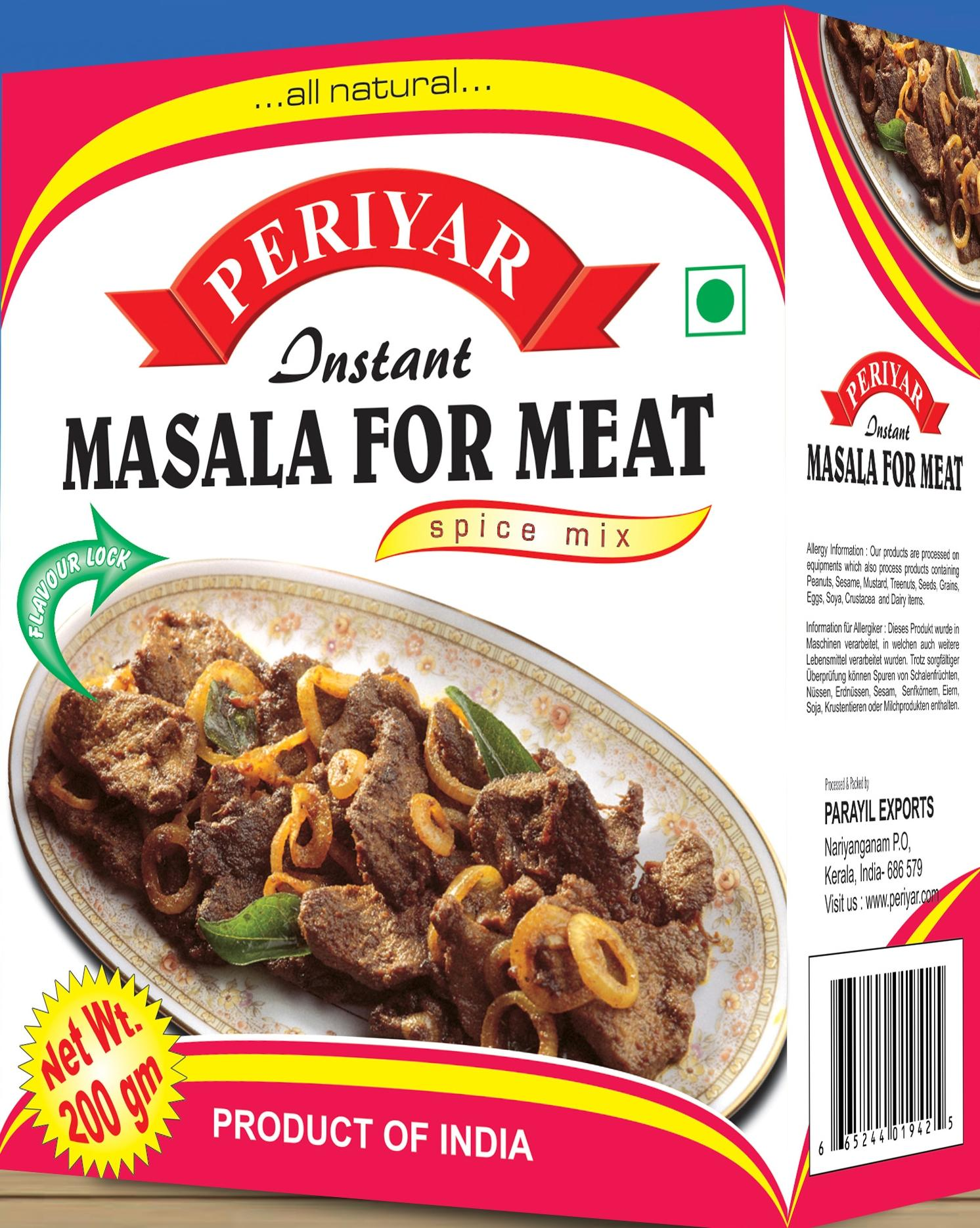 Instant Meat Masala