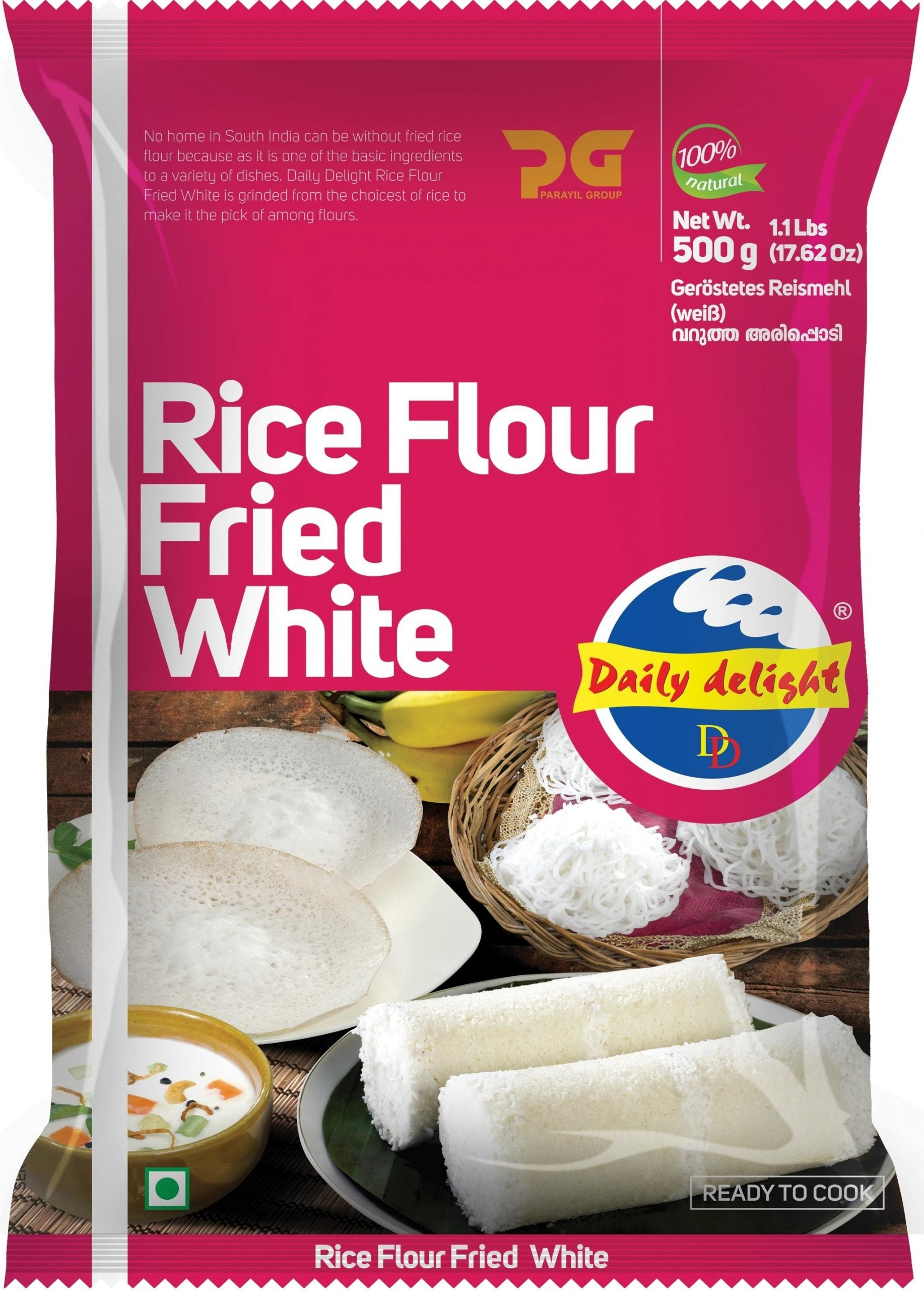 Daily Delight Rice Flour Fried (1 kg)