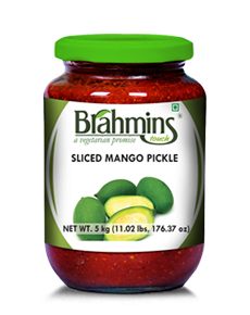 Sliced MangoPickle