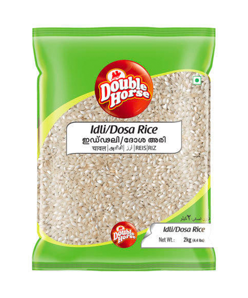 Double Horse Idli/Dosa Rice (2 kg)