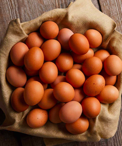 Farm Fresh Large Brown Eggs (30 eggs)