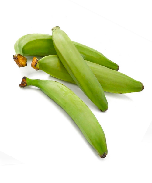 Fresh Green Plantains (4 for $3)