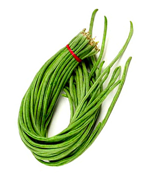 Fresh Long Green Beans (1 lb)