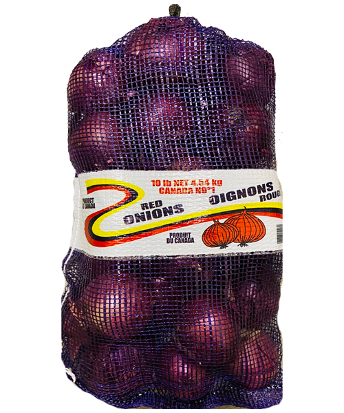 Red Onions (2 lb)