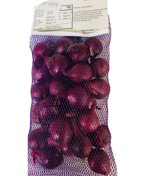 Fresh Red Pearl Onion (Shallot)