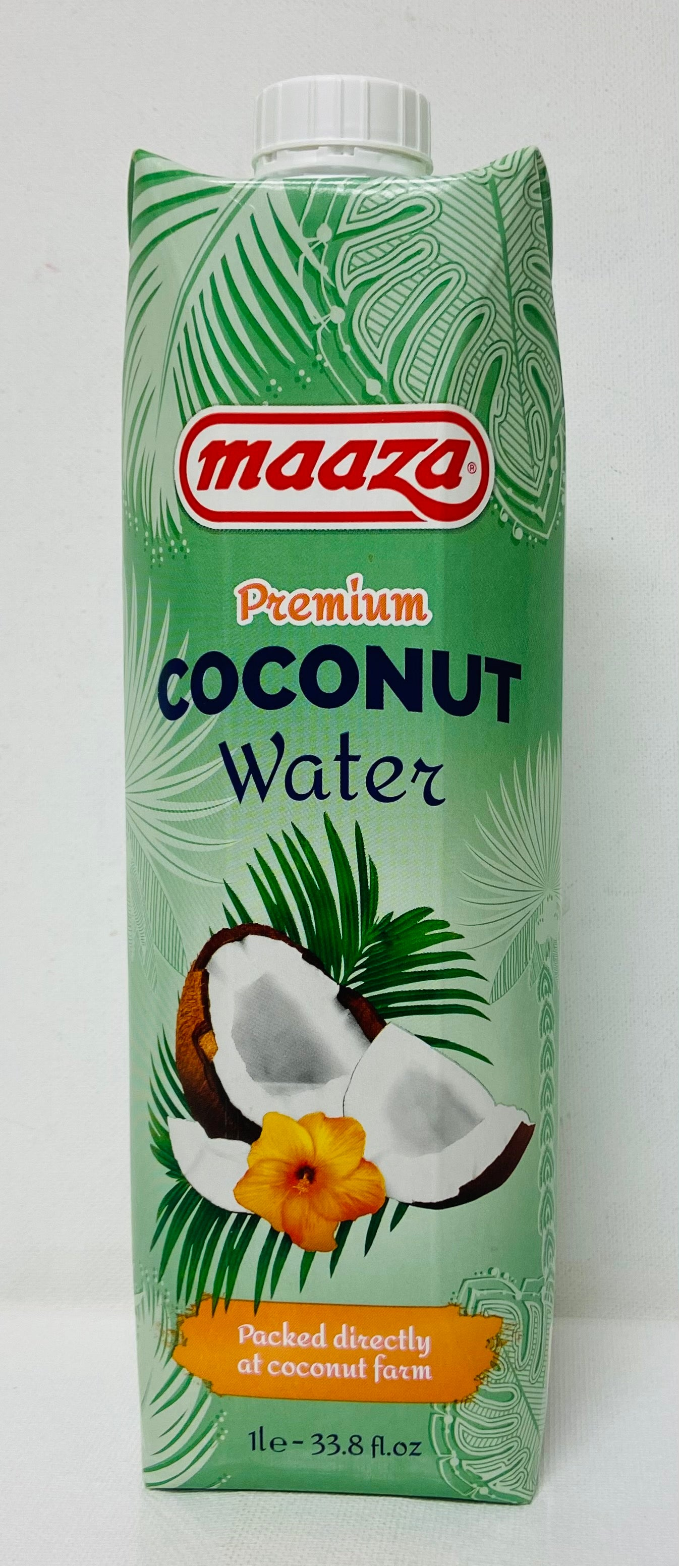 Premium Coconut Water - No Sugar Added  1 ltr.