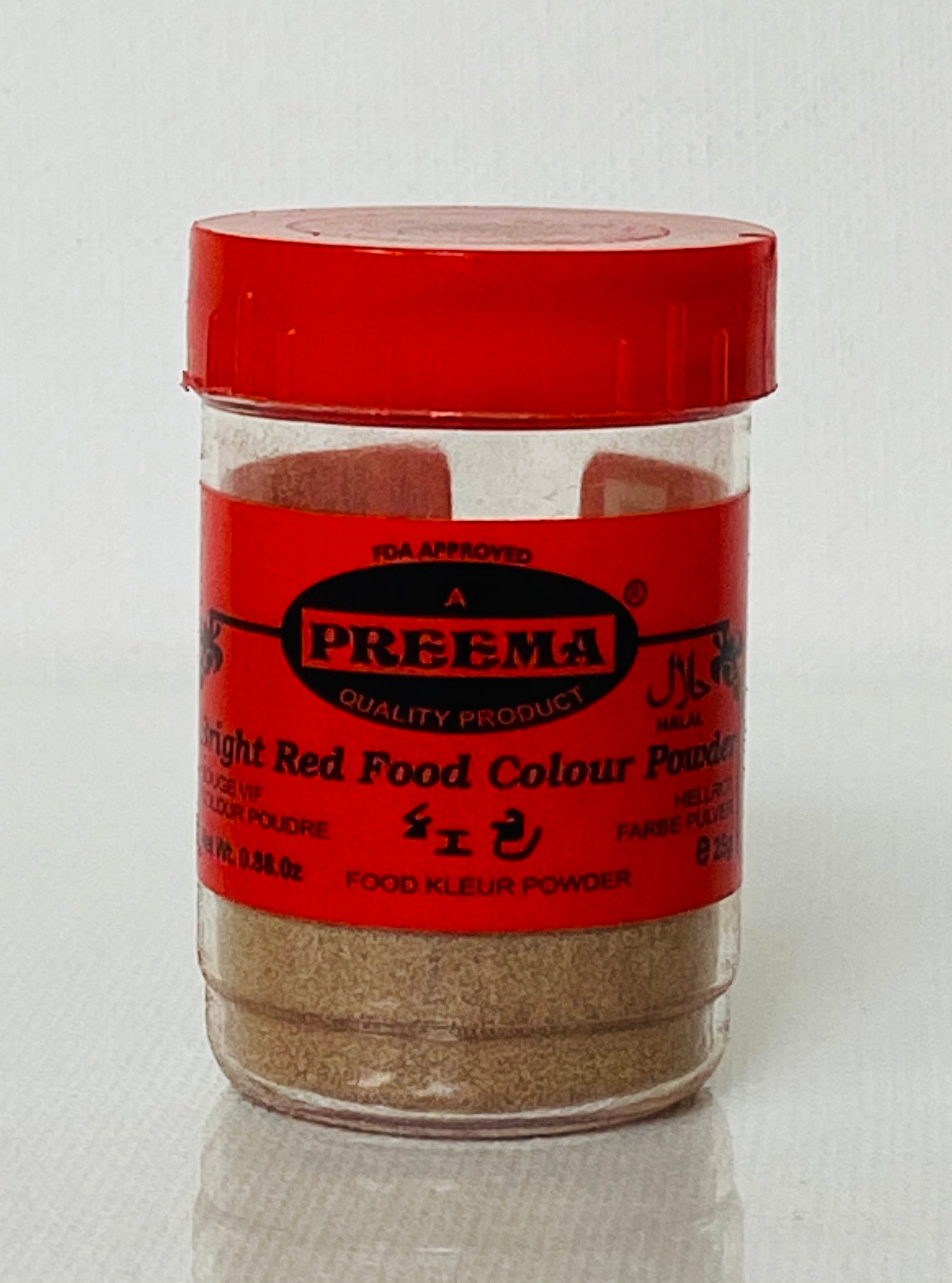 Food Spice Color Red