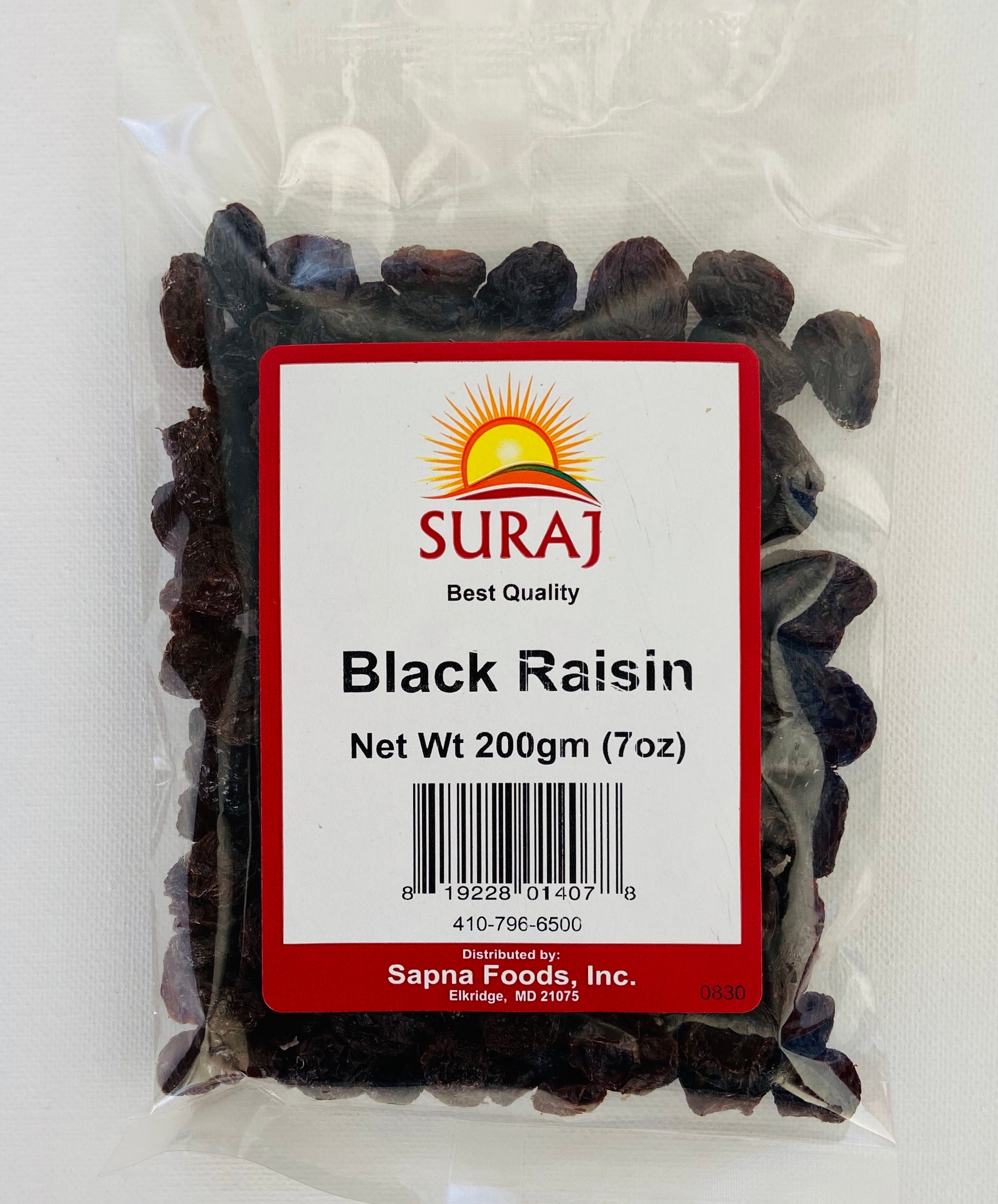 Suraj Black Raisins (200 g)