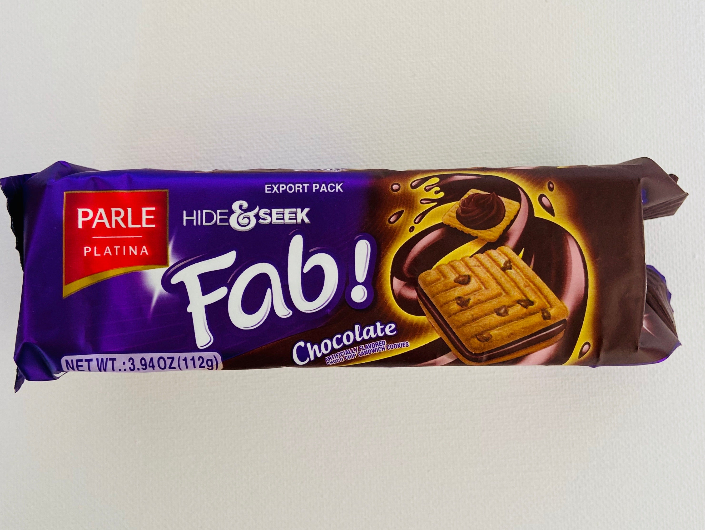 Parle Hide & Seek Fab! (Chocolate)