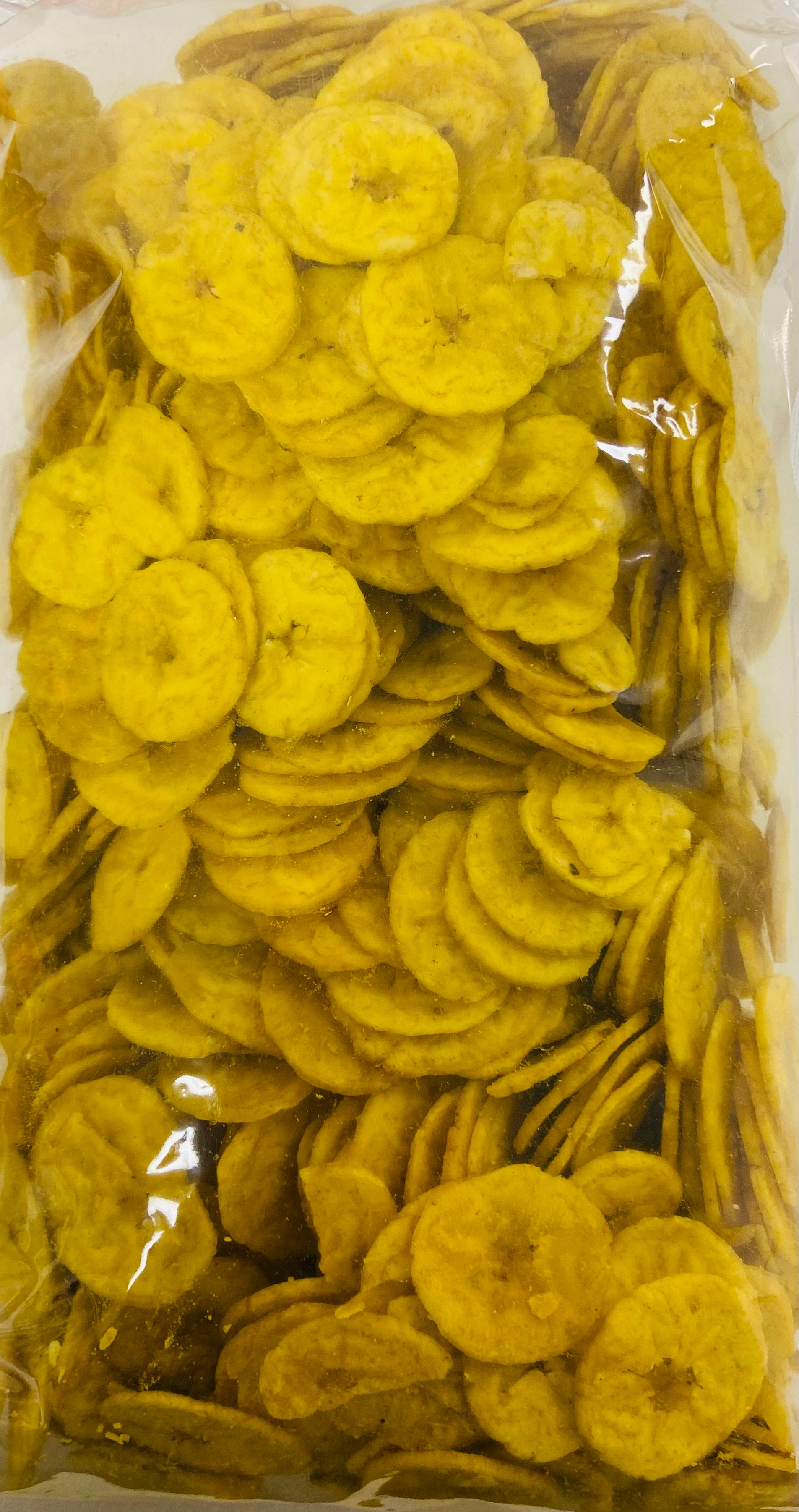 Amma's Kitchen Banana Chips (Value Pack - 2 lb)