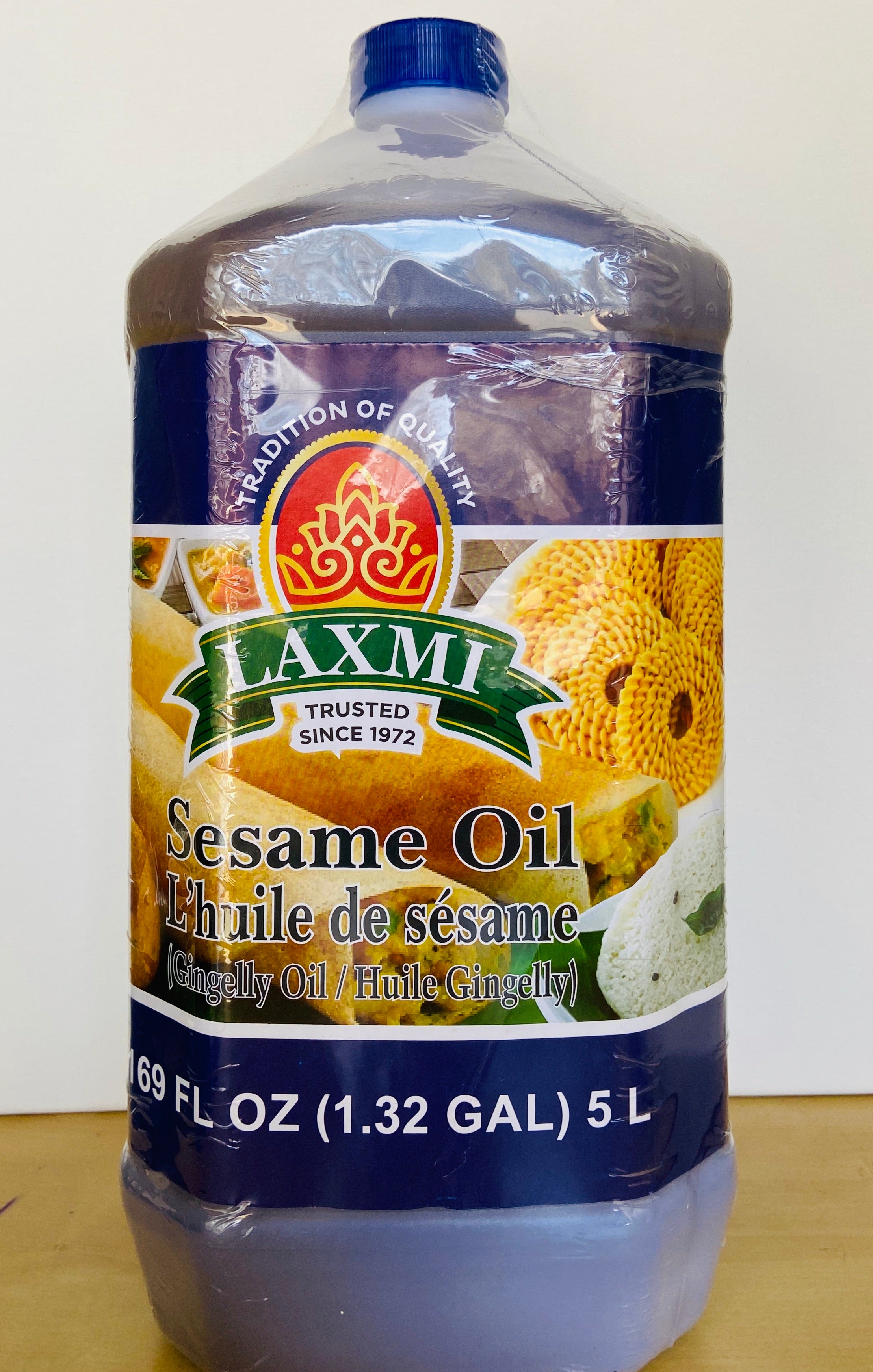 Sesame Oil (Gingelly)
