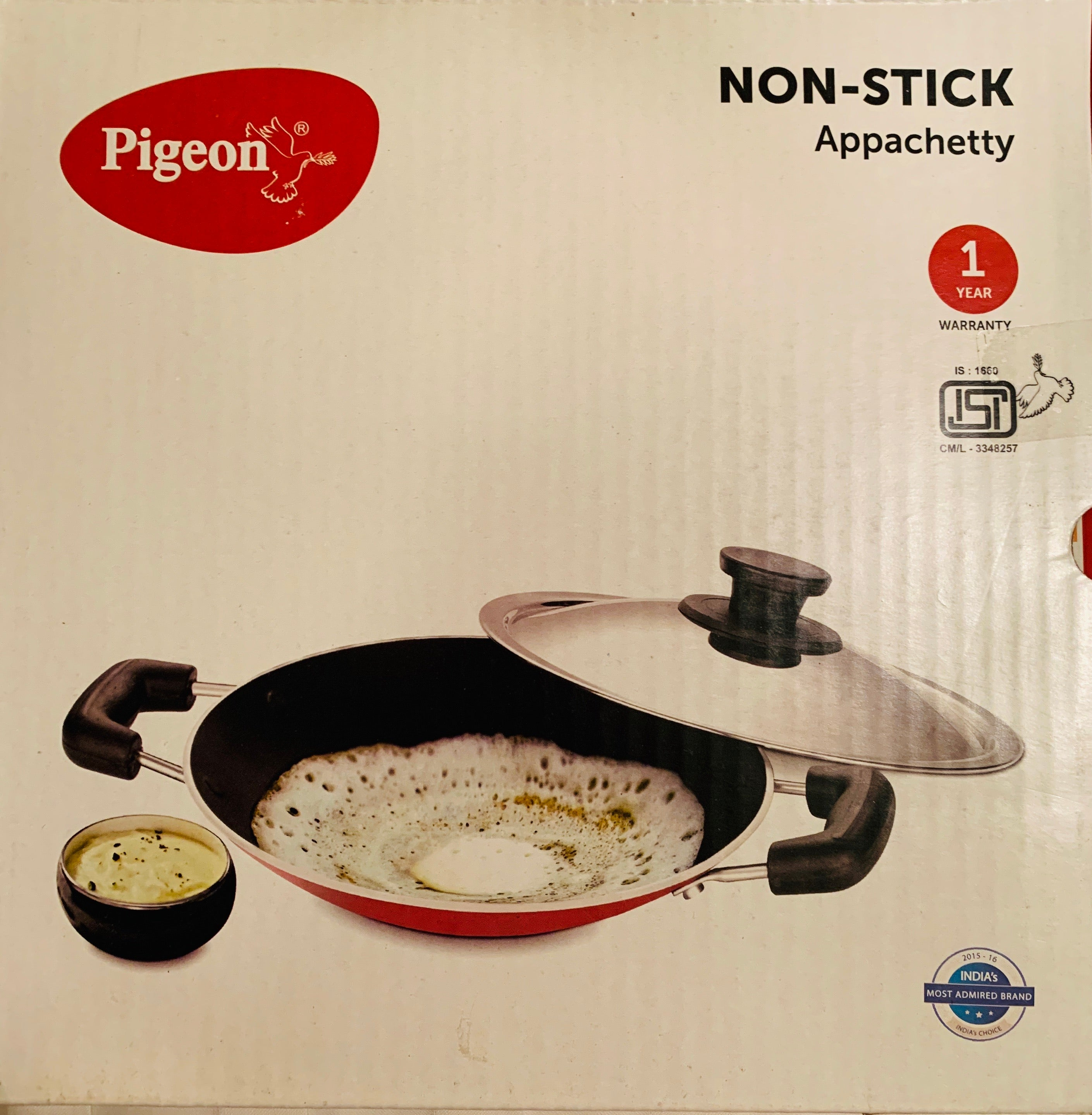 Non-Stick Appachatty