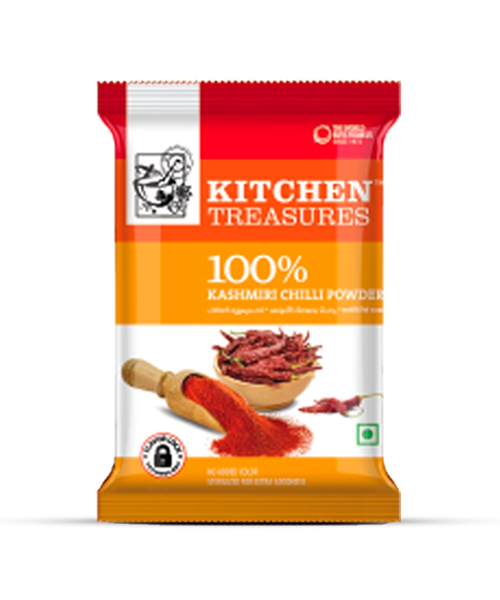 Kitchen Treasures Kashmiri Chilli Powder (500 g)