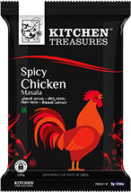 Kitchen Treasures Spicy Chicken Masala (100 g)