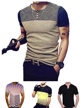 Half Sleeve T-Shirts