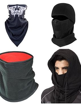Fleece Masks