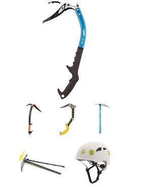 Ice Axe and Shovel