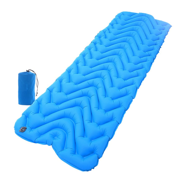 Ultra-Light Outdoor Automatic Inflatable Sleeping Pad