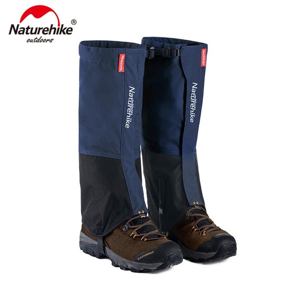 Naturehike Outdoor Snow Legging Gaiters Windproof Waterproof Shoes Cover For Hiking Skiing Walking Climbing NH19XT001