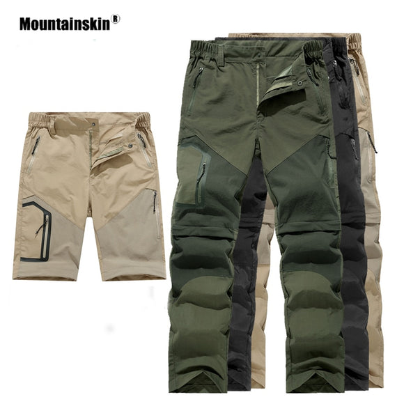 Quick Dry Removable Pants Breathable Trousers
