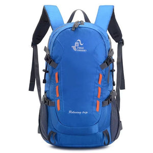 40L Backpack With Outlet Outdoor Camping