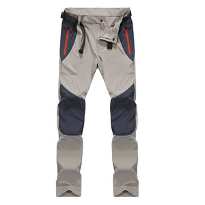 Tactical Waterproof Pants Men Cargo Spring Summer Quick Dry Trousers