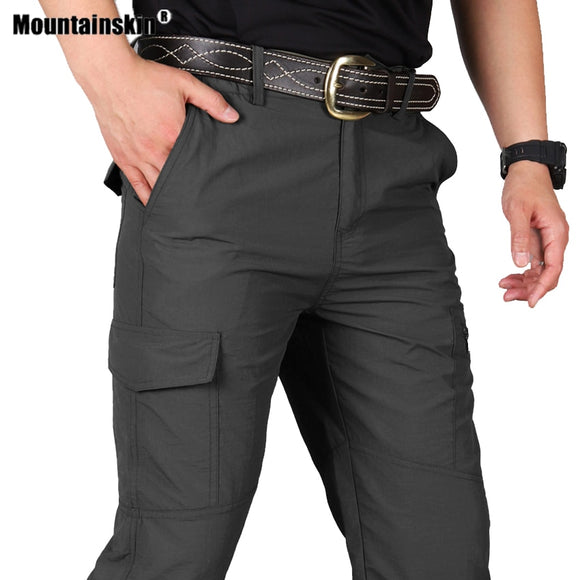 Mountainskin Summer Men Quick Dry Pants