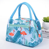Portable Office Lunch Bag New Cooler Bag Thermal Insulated Lunch Box Women Tote Handbag Food Container School Camping Picnic Bag