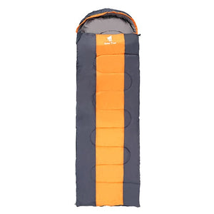 GeerTop Ultralight Camping Sleeping Bag Down Filled Waterproof Fluff Sleeping Bags
