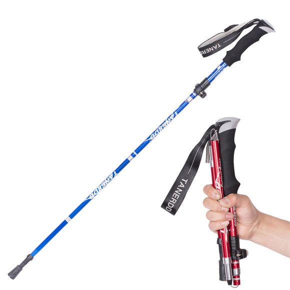 Multifunction Walking Stick Trekking Poles