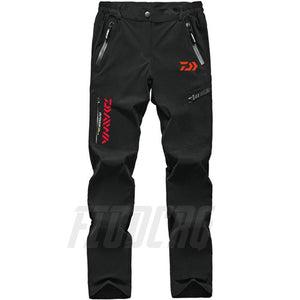 Fish Pants Outdoor Quick Dry Pants