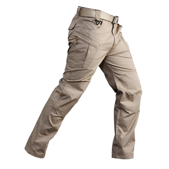 Spring Men Hiking Pants IX8 Tactical Waterproof Pants