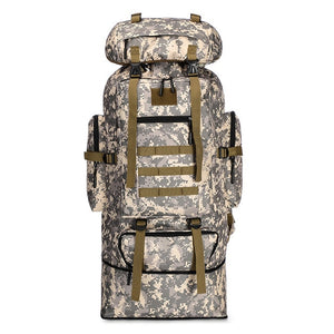 100L Military Tactical Backpack