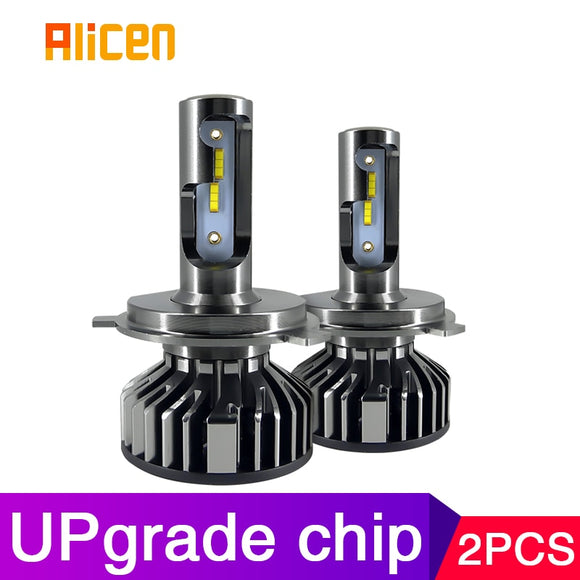 Car Headlight H4 110W 16000LM LED H7 canbus  H1 H3 H8 H11 9005 9006 55W 20000lm 6500K car Styling Auto Headlamp Fog Light Bulbs