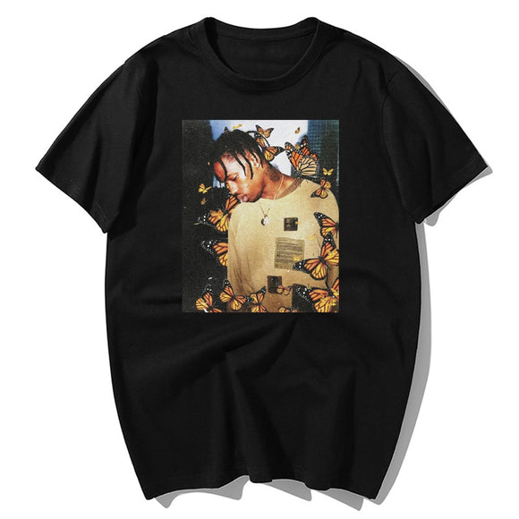 Travis Scott T-shirt The London Scotts T Shirt