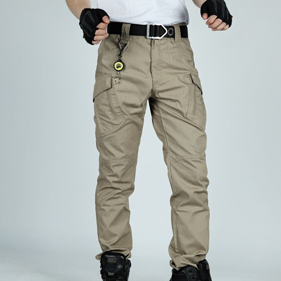 Cargo pants men Hiking Tactical swat waterproof Pants