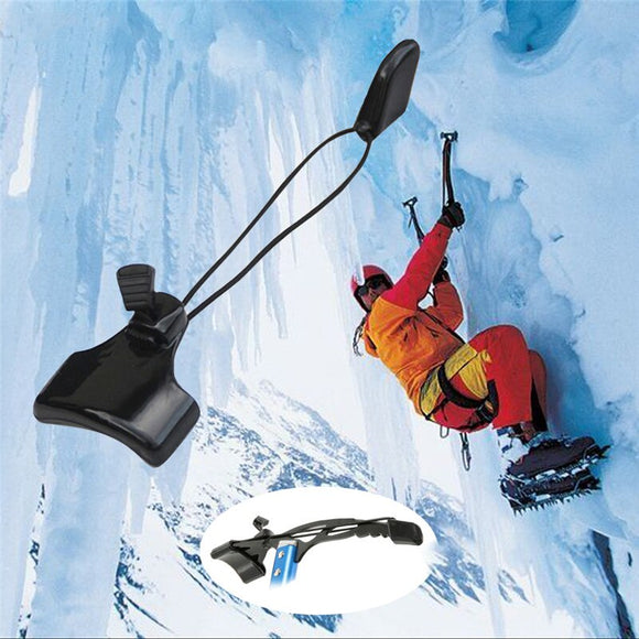 New Ice Axe Protective Cover Rubber Head Outdoor Climbing Hand Tool Pick Accessory Kit Rock Climbing Camping Survival