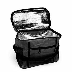 Oxford Cloth Picnic Bag Thermal Insulation Package Portable Container Bags Food Insulated Cooler Bag for Outdoor Camping Travel