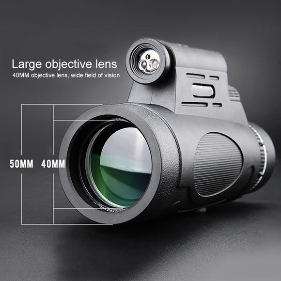 Mini Portable Military Zoom High Power List Binoculars 12*50 Portable High Telescope Plastic Outdoor Black For Travel Hunting