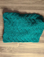 Twisted Wave Cowl
