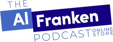 The Al Franken Podcast Online Store