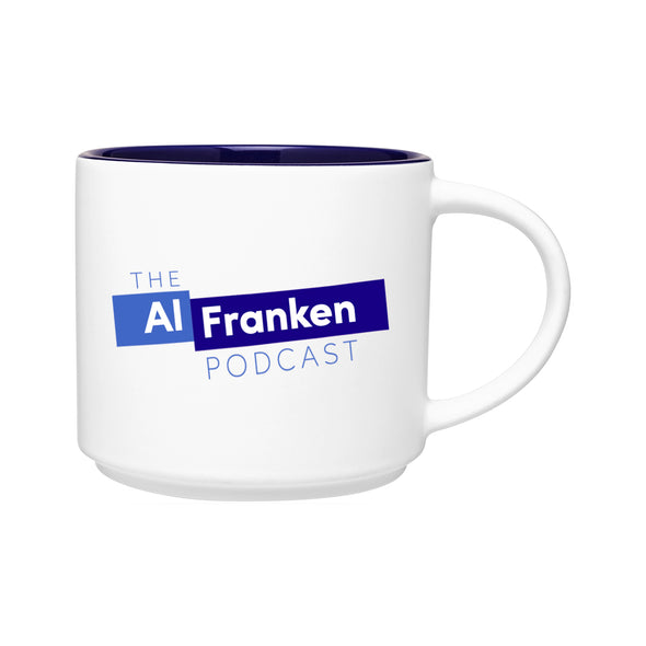 The Al Franken Podcast Coffee Mug