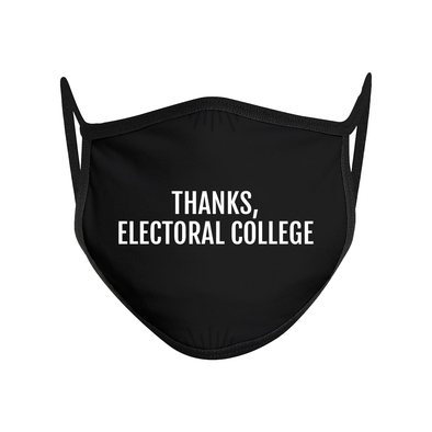 Thanks, Electoral College Non-Medical Masks (Set of 3)