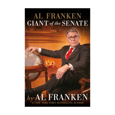 AUTOGRAPHED Giant Of The Senate [Hardcover Book]
