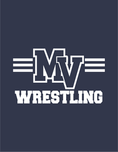 Manchester Valley Wrestling 3-PLY MASK
